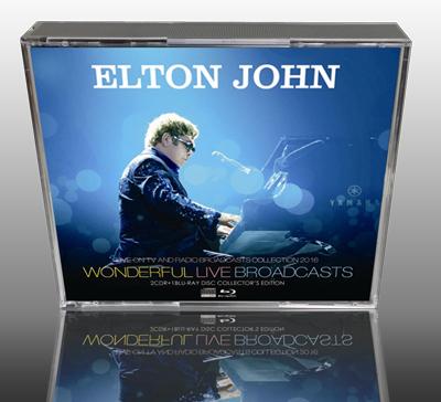 ELTON JOHN - WONDERFUL LIVE BROADCASTS