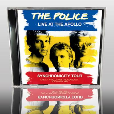 POLICE - LIVE AT THE APOLLO