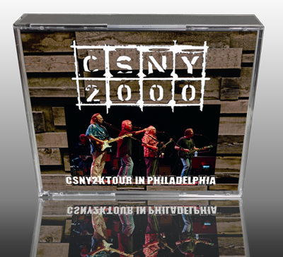 CROSBY, STILLS, NASH & YOUNG - CSNY2K TOUR IN PHILADELPHIA