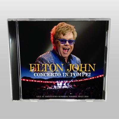 ELTON JOHN - CONCERTO IN POMPEI