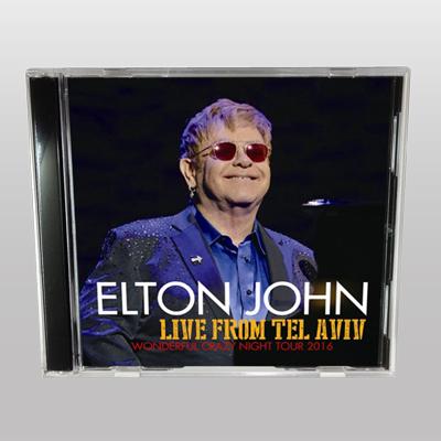 ELTON JOHN - LIVE FROM TEL AVIV