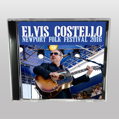ELVIS COSTELLO - NEWPORT JAZZ FESTIVAL 2016