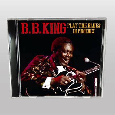 B.B. KING - PLAY THE BLUES IN PHOENIX