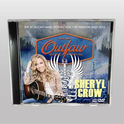 SHERYL CROW - OUTLAW MUSIC FESTIVAL 2016