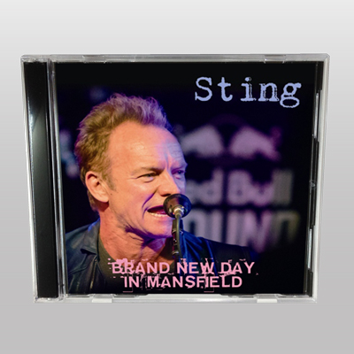 STING - BRAND NEW DAY IN MANSFIELD