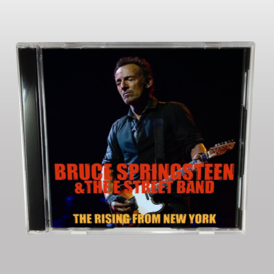 BRUCE SPRINGSTEEN - THE RISING FROM NEW YORK