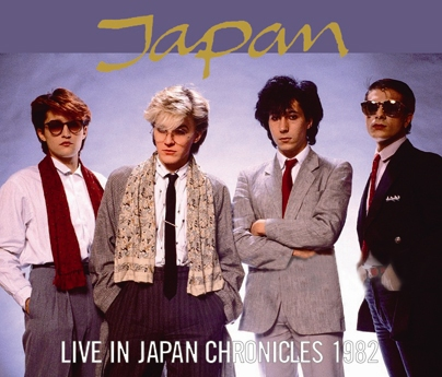 JAPAN - LIVE IN JAPAN CHRONICLES 1982