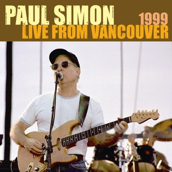 PAUL SIMON - LIVE FROM VANCOUVER