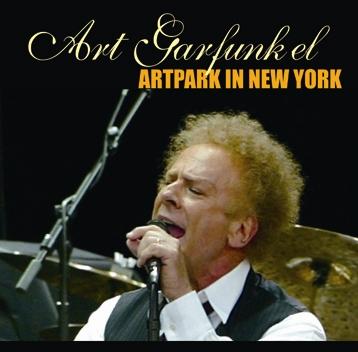 ART GARFUNKEL - ARTPARK IN NEW YORK