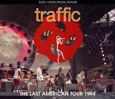 TRAFFIC - THE LAST AMERICAN TOUR 1994