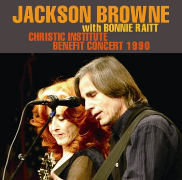 JACKSON BROWNE - CHRISTIC INSTITUTE BENEFIT CONCERT 1990
