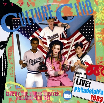 CULTURE CLUB - LIVE! PHILADELPHIA 1983