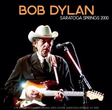 BOB DYLAN - SARATOGA SPRINGS 2000 (2CDR)