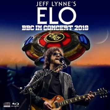 JEFF LYNNE'S ELO - BBC IN CONCERT 2019 (1CDR+1BDR)