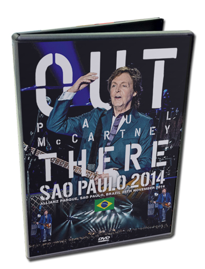 PAUL McCARTNEY - OUT THERE IN SAO PAULO 2014