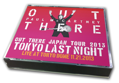 PAUL McCARTNEY - OUT THERE JAPAN TOUR 2013 : TOKYO LAST NIGHT