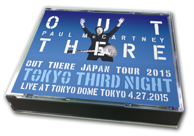 PAUL McCARTNEY - OUT THERE JAPAN TOUR 2015 : TOKYO THIRD NIGHT