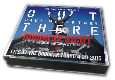 PAUL McCARTNEY - OUT THERE JAPAN TOUR 2015 : BUDOKAN NIGHT