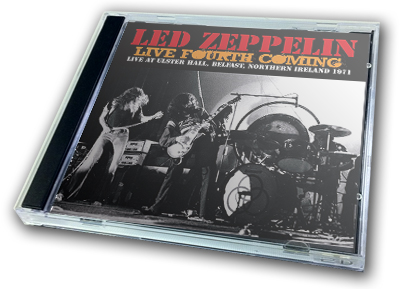 LED ZEPPELIN - FOURTH COMING