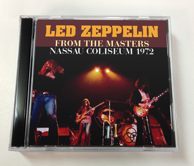 LED ZEPPELIN - FROM THE MASTERS: NASSAU COLISEUM 1972