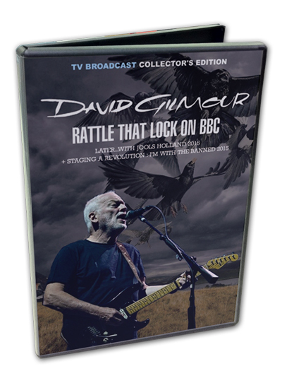 DAVID GILMOUR - RATTLE THAT LOCK ON BBC