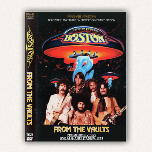 BOSTON - FROM THE VAULTS