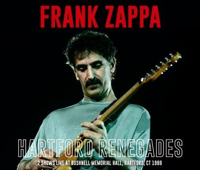 FRANK ZAPPA - HARTFORD RENEGADES (4CDR)