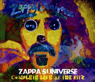 FRANK ZAPPA - COMPLETE LIVE AT THE RITZ
