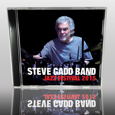 STEVE GADD BAND - JAZZ FESTIVAL 2015