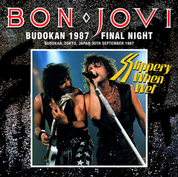 BON JOVI - BUDOKAN 1987 FINAL NIGHT (2CDR)