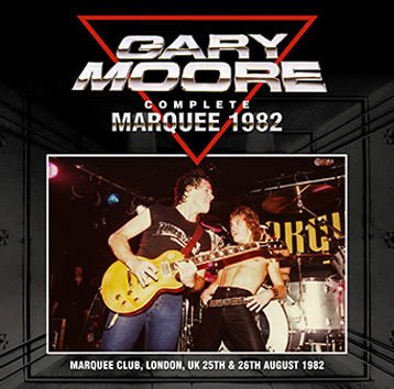 GARY MOORE - COMPLETE MARQUEE 1982 (2CDR)