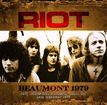 RIOT - BEAUMONT 1979