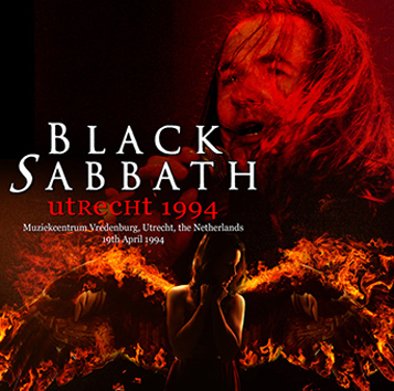BLACK SABBATH - UTRECHT 1994