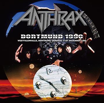 ANTHRAX - DORTMUND 1990