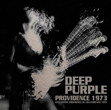 DEEP PURPLE - PROVIDENCE 1973