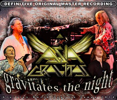 ASIA - GRAVITATES THE NIGHTS : GRAVITAS WORLD TOUR IN JAPAN 2014