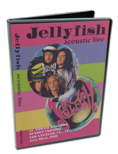 JELLY FISH - ACOUSTIC LIVE
