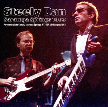 STEELY DAN - SARATOGA SPRINGS 1993(2CDR)
