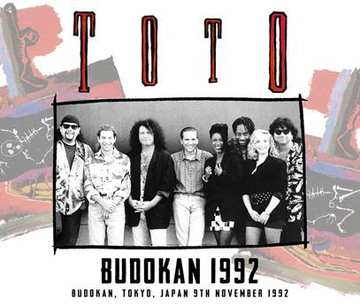 TOTO - BUDOKAN 1992 (3CDR)
