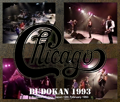 CHICAGO - BUDOKAN 1993 (2CDR+1DVDR)