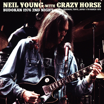 NEIL YOUNG - BUDOKAN 1976 2nd NIGHT (2CDR)