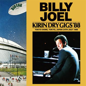 BILLY JOEL - KIRIN DRY GIGS '88 (2CDR)