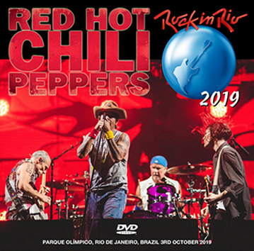 RED HOT CHILLI PEPPERS - ROCK IN RIO BRAZIL 2019(1DVD)