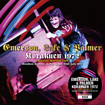 EMERSON, LAKE & PALMER - KORAKUEN 1972: ORIGINAL MASTER TAPE (2CD)