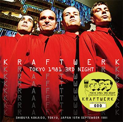KRAFTWERK - TOKYO 1981 3rd NIGHT
