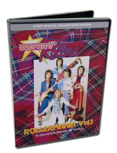 BAY CITY ROLLERS - ROLLERMANIA VOL.1
