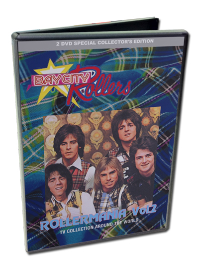 BAY CITY ROLLERS - ROLLERMANIA VOL.2