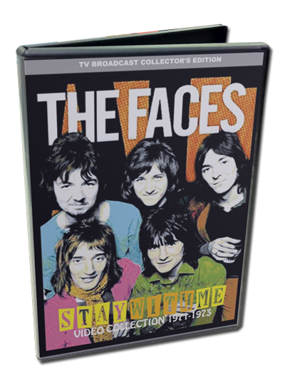 FACES - STAY WITH ME -Video Collection 1971-1973