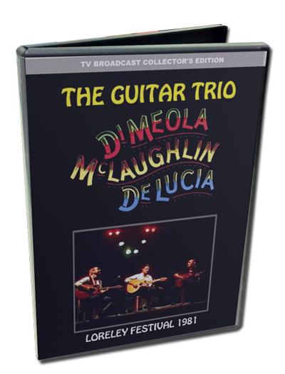 THE GUITAR TRIO - LORELEY FESTIVAL 1981