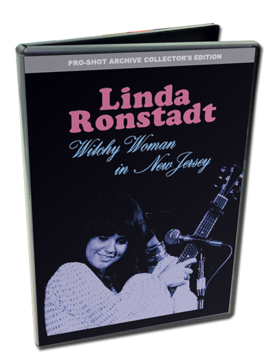 LINDA RONSTADT - WITCHY WOMAN IN NEW JERSEY
